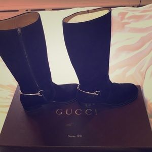 Gucci high boots